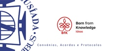 "Lusíada assina convénio ""Born from Knowledge - BFK Ideas"" com a Agência Nacional de Inovação."