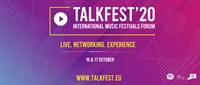 Lusíada parceira do Talkfest – International Music Festivals Forum.